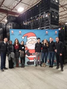 Santa's Anonymous Volunteer Night 2019