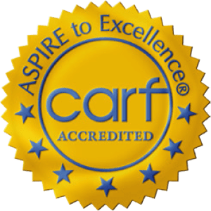 CARF Coloured Icon